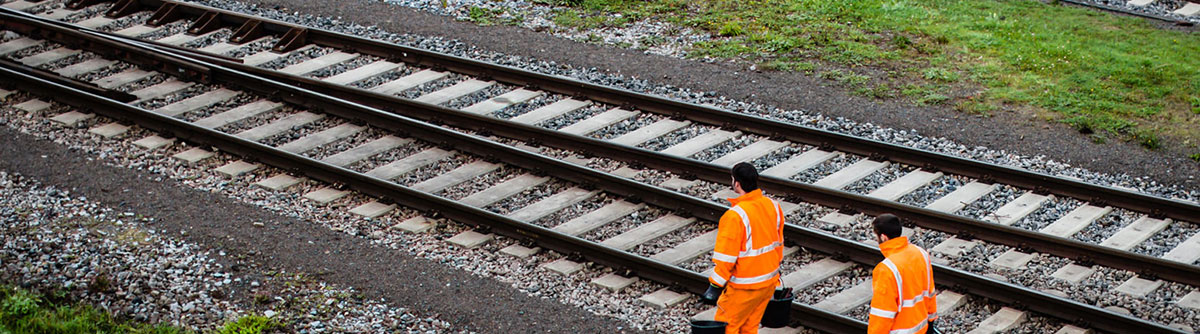 Supporting the UK's rail infrastructure
