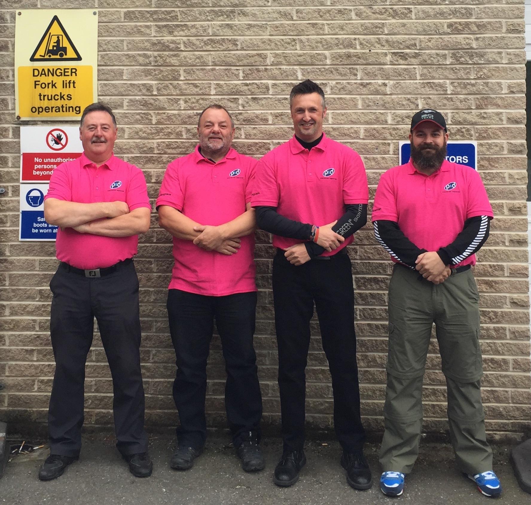 Breast Cancer Golf Day 2015